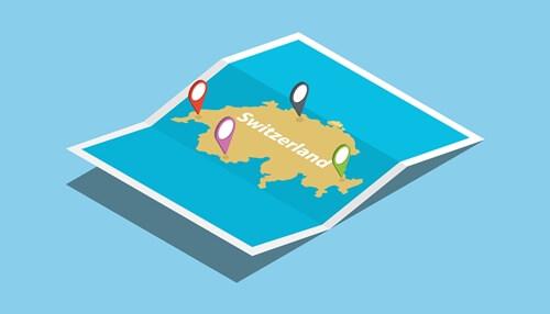 Alle Standorte in der Schweiz - Fahrlehrerausbildungen bei der Big Fahrschule